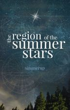 The Region of the Summer Stars ✩ l.s. AU by simmerup