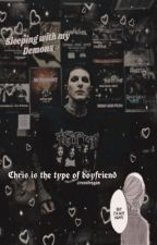 Chris Motionless || Is The Type Of Boyfriend ™||  by bandbtxch
