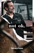 Not O.K. | Negan \ Daryl | The Walking Dead by Nolucysname