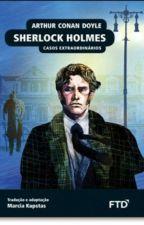 Sherlock Holmes Casos Extraordinarios by musquitogamerBreno