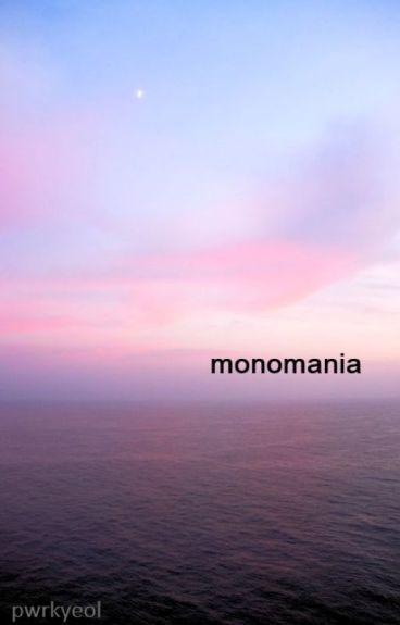 monomania; jikook