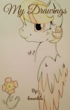 My drawings! by lunardive