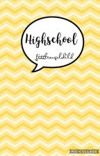 Redney :high school AU by luminousred