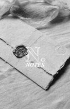 Notes (Oliver Wood) by inthedungeons