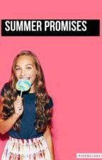 Summer Promises - Jacob Sartorius x Maddie Ziegler Fanfic by UNDER_iexy