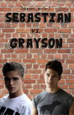 Sebastian vs. Grayson (Protector and Smythe Crossover) by 3dream_writer3