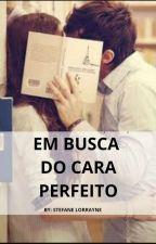 Em Busca Do Cara Perfeito by StefaneLorrayne