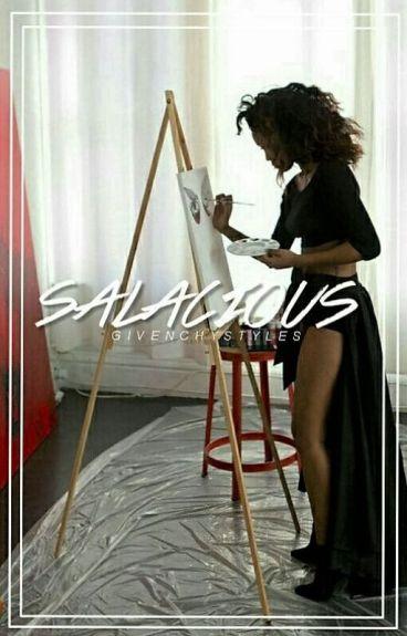 Salacious|H.S AU|Mature