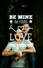 Be mine, I'm yours  by itsaldrinGG7