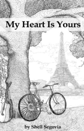 My Heart Is Yours (Available on Amazon/Materica) by TonnieSeawolf