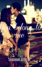 You belong to me by adorable_angel