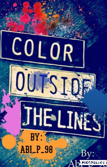Colour Outside the Lines  [A Leonard Snart/Captain Cold Fanfiction] #Wattys2016