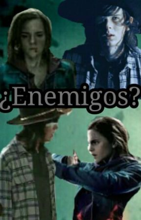 ¿Enemigos? «Carl grimes» by little_girld