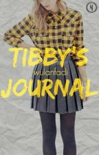ST [4] - Tibby's Journal by wulanfadi