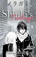Noragami - Shinkis' Feelings (Yato x Reader) by Jennytheskiller