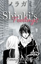 Noragami - Shinkis' Feelings (Yato x Reader) by Jennytheskiller