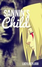 Sannin's Child by ElenaKitteh