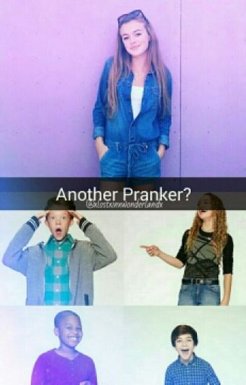 Another Pranker? *ON HOLD*