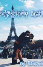 Paryžiaus meilė by TheKatherina