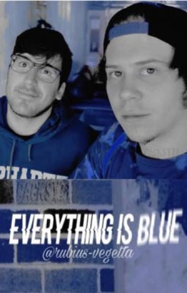 ❝Everything is blue ❞   Rubelangel