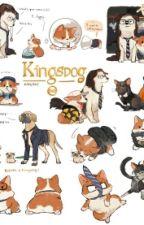 Kingsman Imagines by BlackAndWhiteJoker