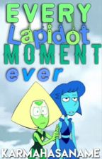 Every Lapidot Moment Ever by KarmaHasAName