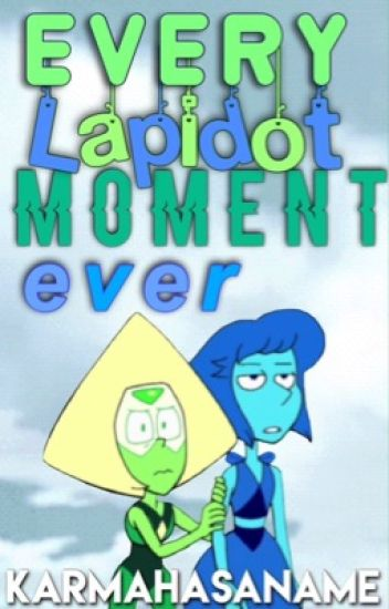Every Lapidot Moment Ever