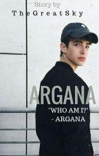 Argana by TheGreatSky