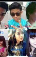 You // Ari Irham by ErichaDh_08
