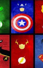 SuperHeroes  by Epicman2112