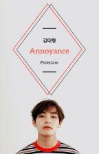 Annoyance ~ Kim Taehyung by pixieclaw