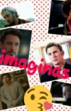 Imaginas Marvel♥ by rennersonfforever
