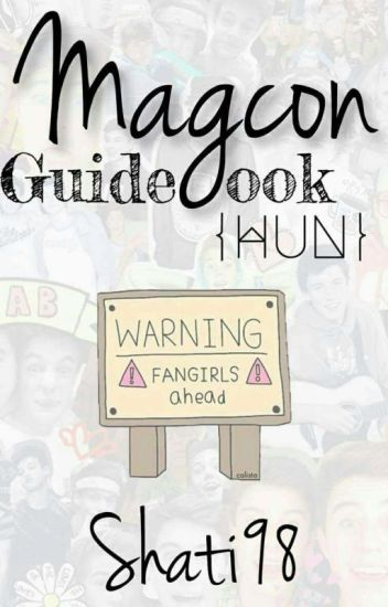 Magcon Guidebook {HUN}
