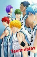 Teammates by AkashiSeijuro4511
