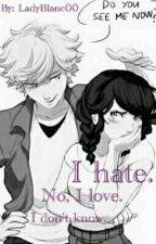 I hate. No, I love. I don't know by LadyBlanc00