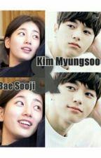 Kim Myungsoo & Bae Sooji by awibyy