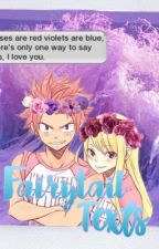 Fairy tail texts by RandomBooksAf