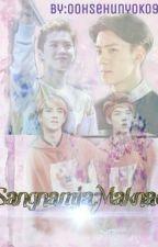 Sangnamja:maknae by oohsehunyoko97