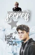 Secrets ( A Drarry Fanfiction) by genevieveblubby