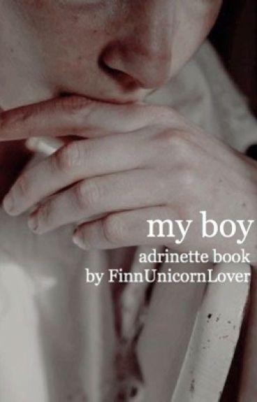 My boy ♥