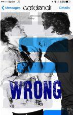 Wrong •Larry• by catdenoir
