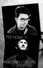 Markiplier x NateWantsToBattle One Shots by PeskyPhantom