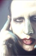 The unspeakable story(Marilyn Manson) by NathalieCares