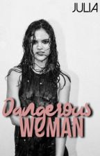 Dangerous Woman↠Lucas Friar by -lydiamartin-