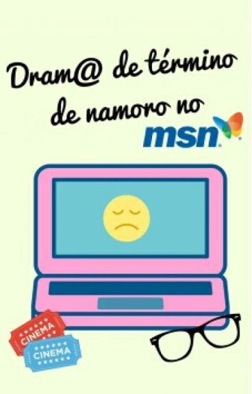 Dram@ de término de namoro no MSN [Conto]