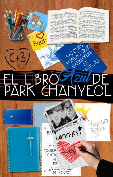 El libro azul de Park Chanyeol   CB.