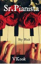 Sr.Pianista  (VKook) by Sky_Black-01