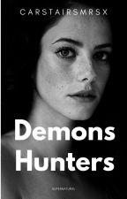 Demons Hunters (Supernatural) by juhlucindog