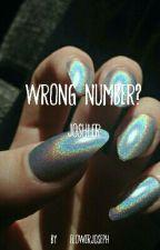 Wrong Number? - Joshler by flowerjoseph