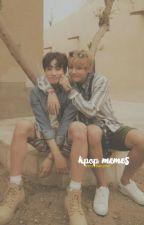 memes  ✗ kpop by preachanyeol